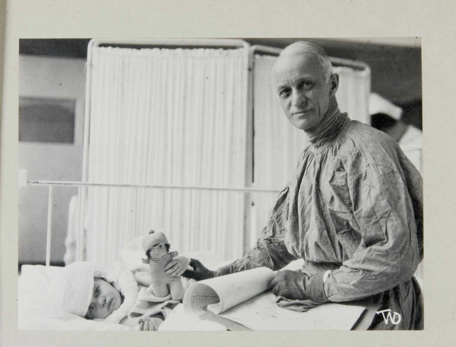 Cushing at the Bedside of a Child