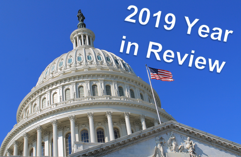 A Year in review: Making Progress on Neurosurgery's Legislative and Regulatory Agenda