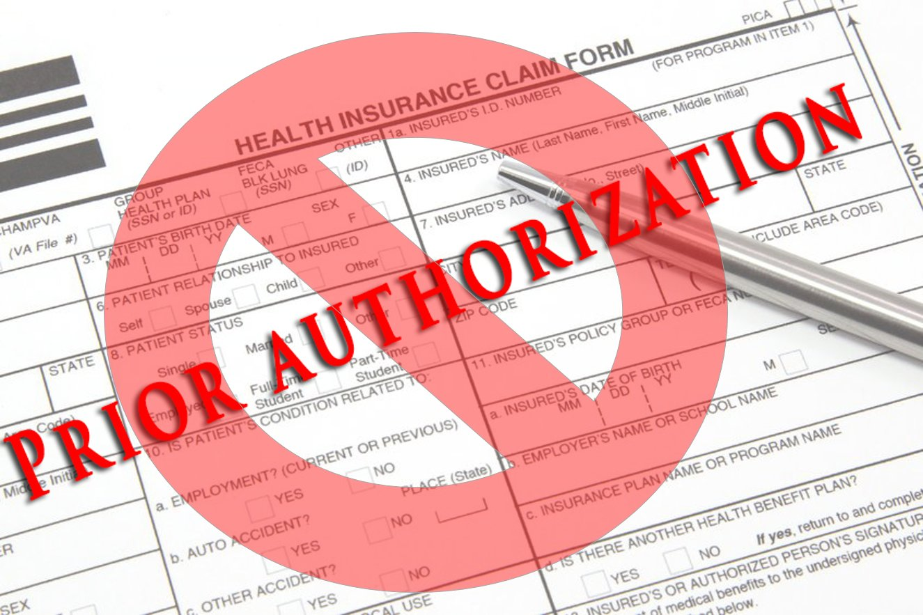 Cross-Post: Streamlining the Process of Prior Authorization for Medical and Surgical Procedures